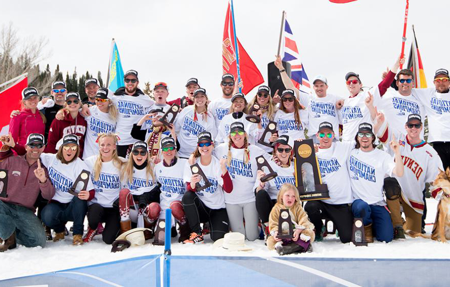 University of Denver Ski Team